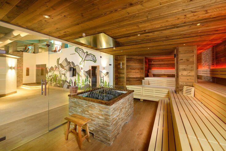Sauna - Wasserwelt Wagrain