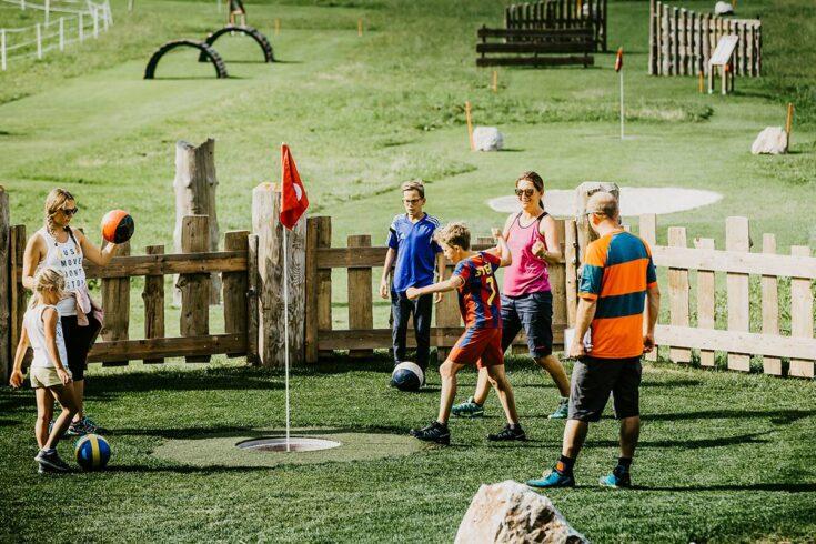 Soccerpark, Sommerurlaub in Wagrain-Kleinarl
